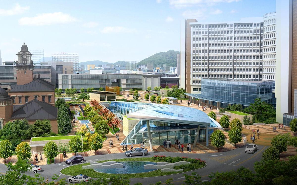 Seoul National University Snu South Korea Medicine
